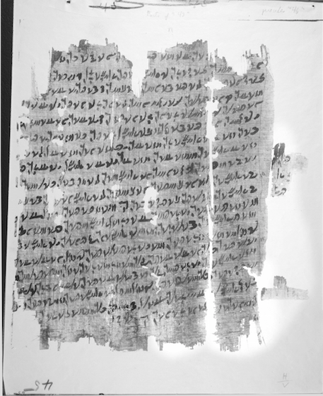 ANE TODAY - 201805 - Three Israelite Psalms in an Ancient