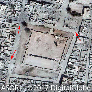 CHI - Incident Report Feature - al-Qadim Mosque -